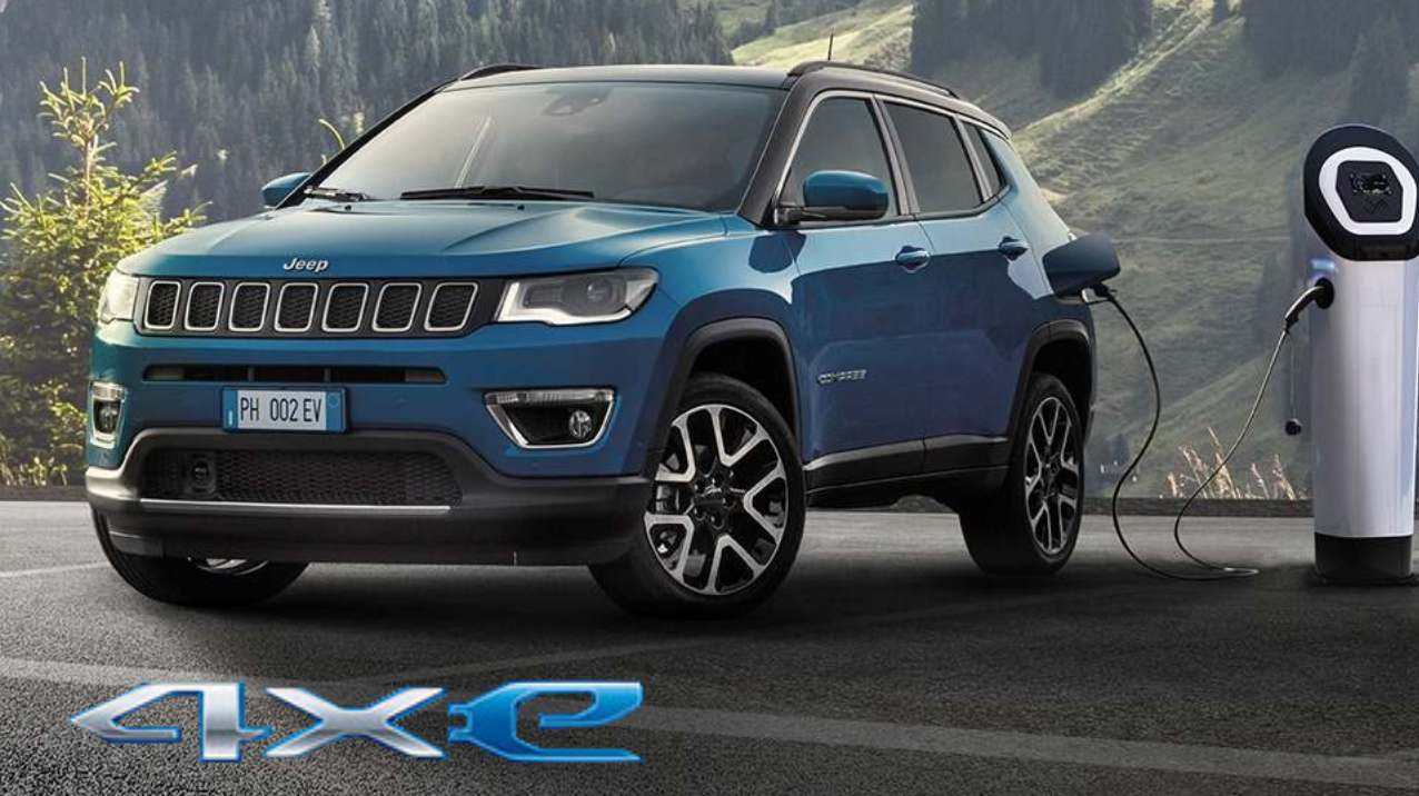 LP - Jeep - nouveau - COMPASS PHEV 1